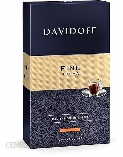 Kawa Davidoff Mielona 250 g/ rozpuszczalna 90g Intermarche