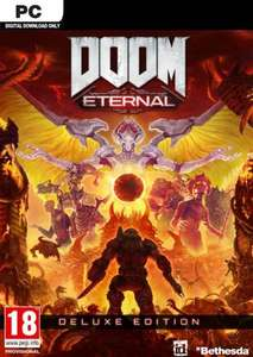 Gra Doom Eternal Deluxe Edition (klucz)