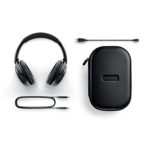 Słuchawki Bose QuietComfort 35 II czarne i srebrne QC35 II