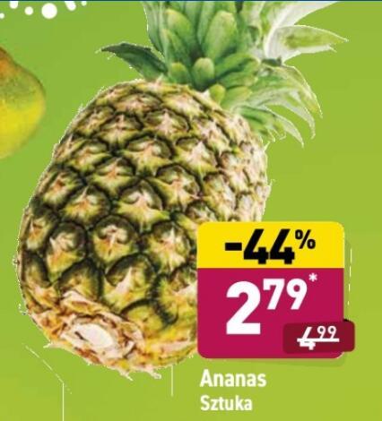 Ananas szt. @Aldi