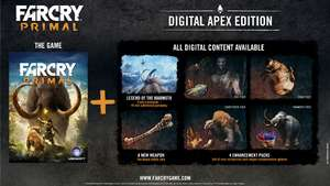 Far Cry Primal Apex Edition (PC) PL DIGITAL @muve.pl/gry-online.pl