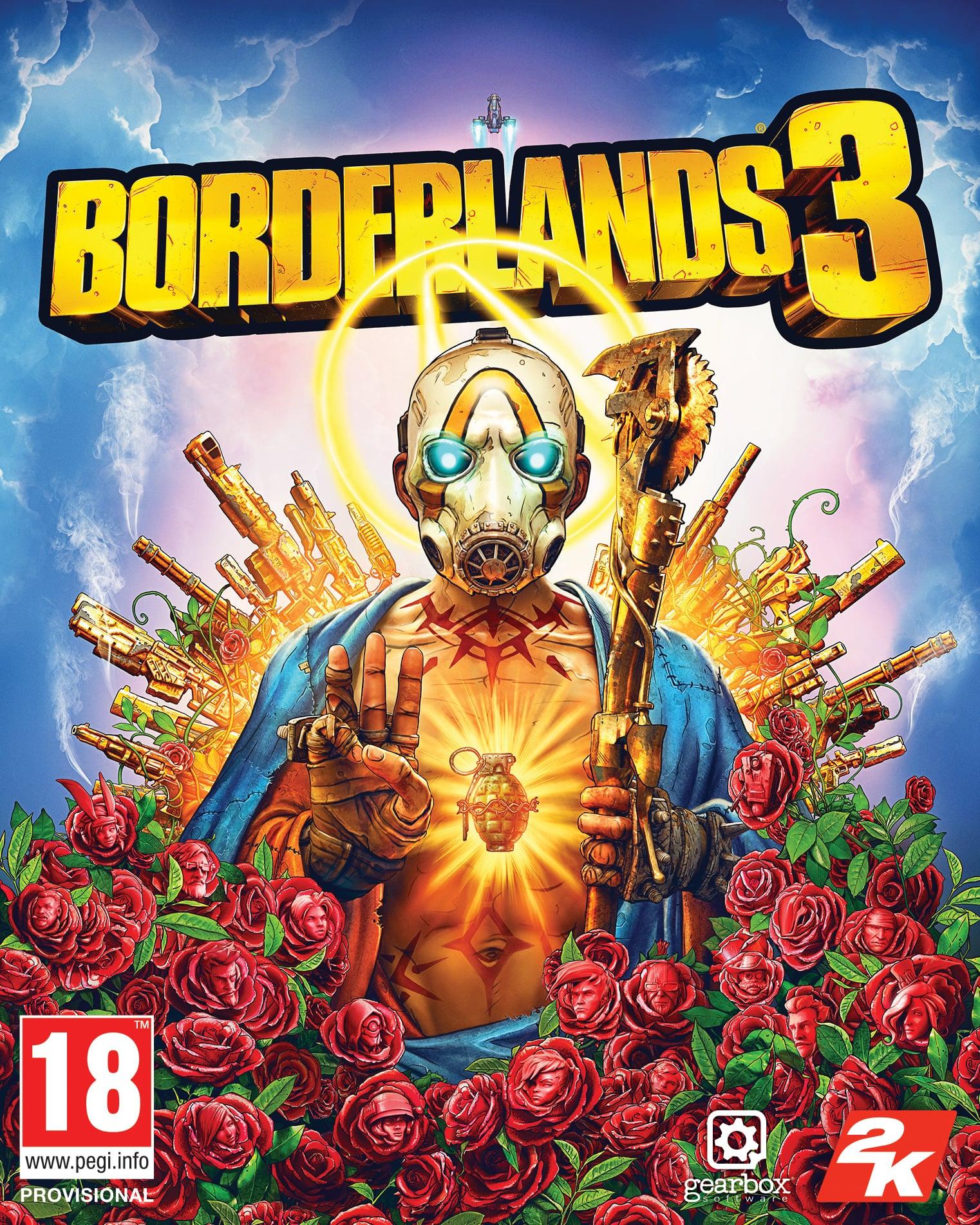 Borderlands 3 - Legendarny pistolet Atlas Multi-Tap za darmo