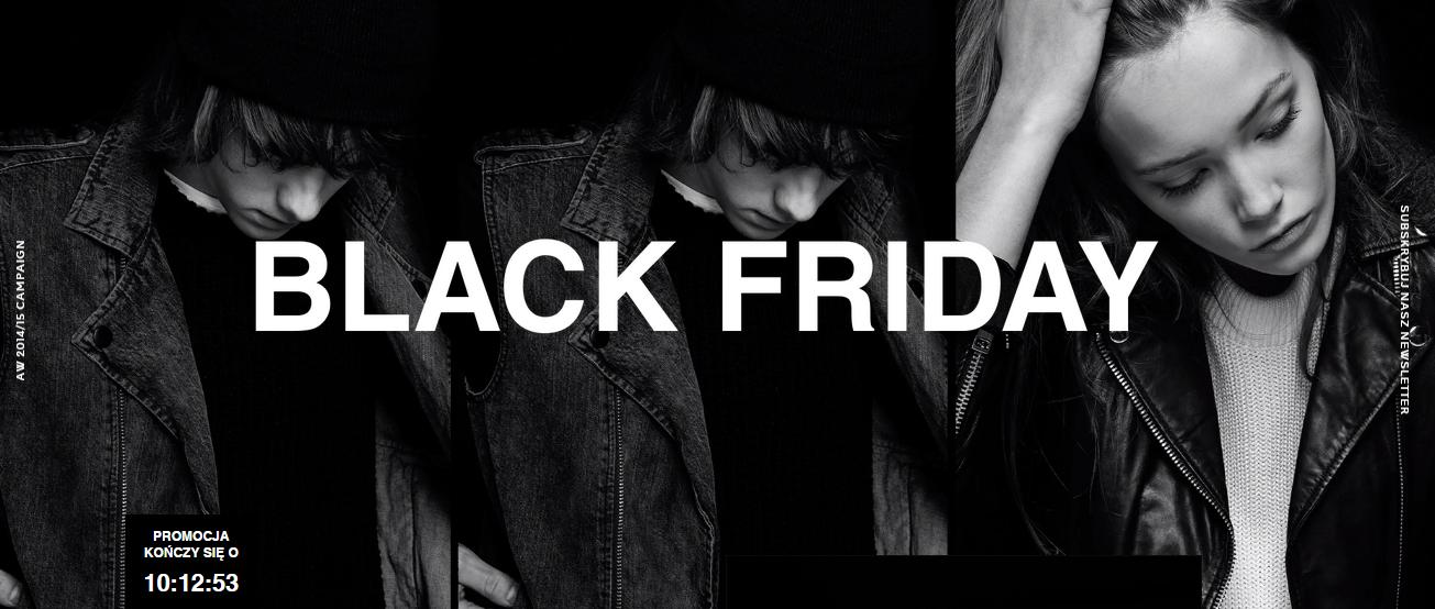 (Black Friday) 20% rabatu na cały asortyment oraz wysyłka GRATIS @ Pull&Bear