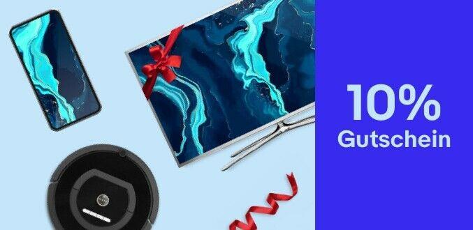Ebay - dodatkowy rabat 10% i 10€ MWZ 150€ na elektronikę i części samochodowe
