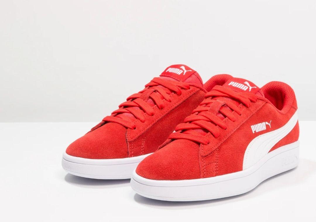 Buty Puma SMASH - Sneakersy niskie