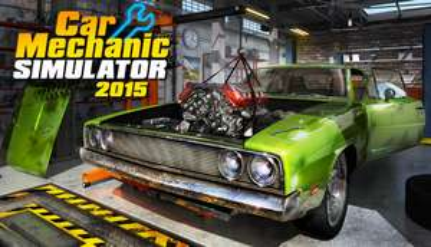 Car Mechanic Simulator 2015 na Steamie