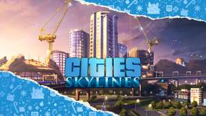 Cities: Skylines za darmo w Epic Games Store