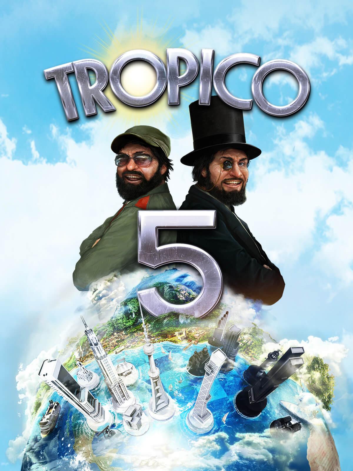 Tropico 5 za darmo na Epic Store Games od 23.12