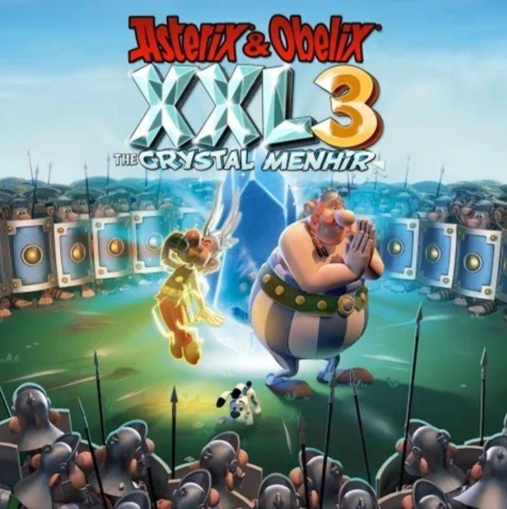 Nintendo Switch: Asterix & Obelix XXL3: The Crystal Menhir