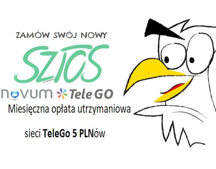 Sztos od TeleGo / NoVum Operator MVNO