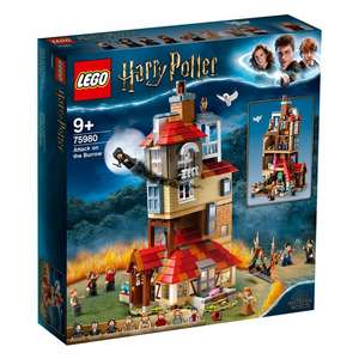 Atak na Norę - zestaw LEGO 75980