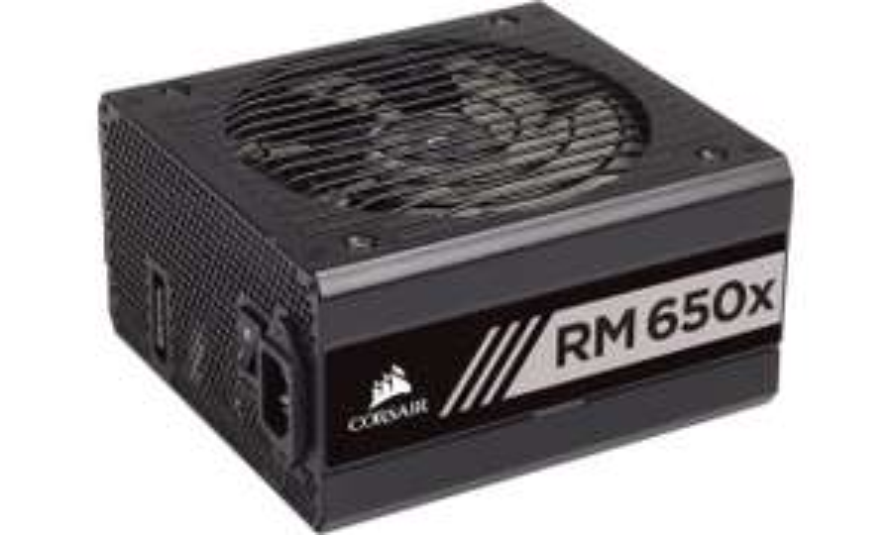 zasilacz Corsair RMx 650W 80 Plus Gold