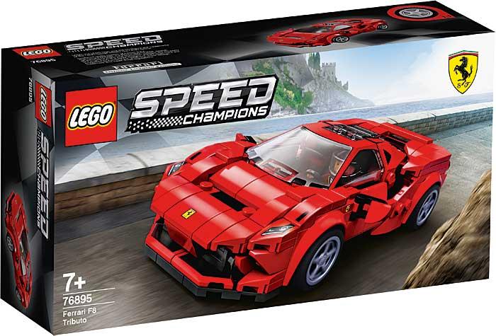 Selgros - Oferta zbiorcza m.in. LEGO 76895 Ferrari F8 Tributo