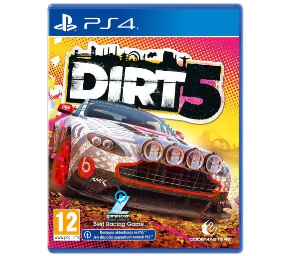 [PS4 / PS5] DiRT 5 (z darmową aktualizacją do PS5) @Euro