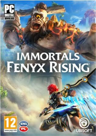 Zbiorcza: Immortals Fenyx Rising 0zł za dostawę na XONE XSX PS4 PS5 PC NINTENDO SWITCH + Inne w tym Edycja Limitowana i Edycja Mistrza Cieni