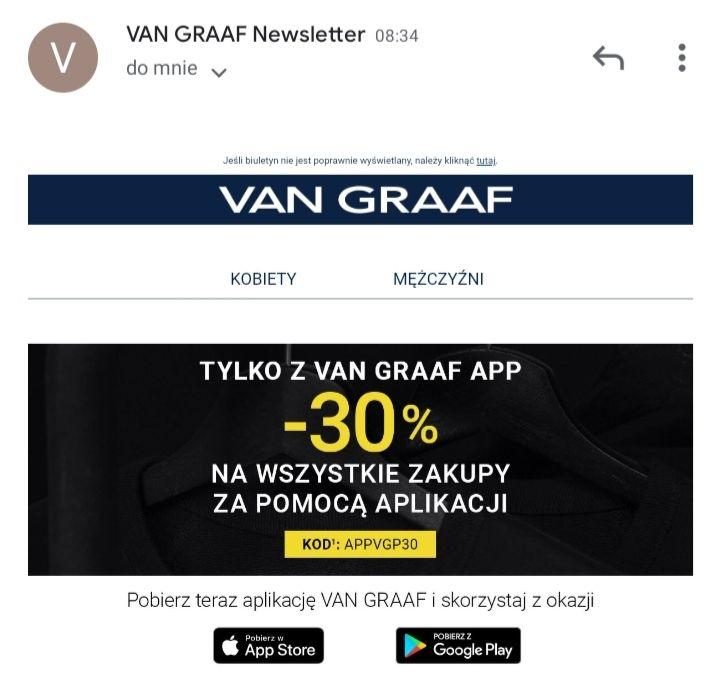 Van Graaf aplikacja -30%