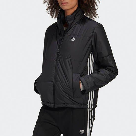 Damska kurtka adidas Originals Short Puffer - r.30-46 @ZalandoLounge