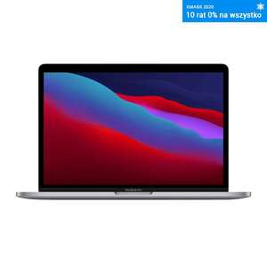 Apple Macbook Pro 13 z M1, 8 GB RAM, 256GB SSD