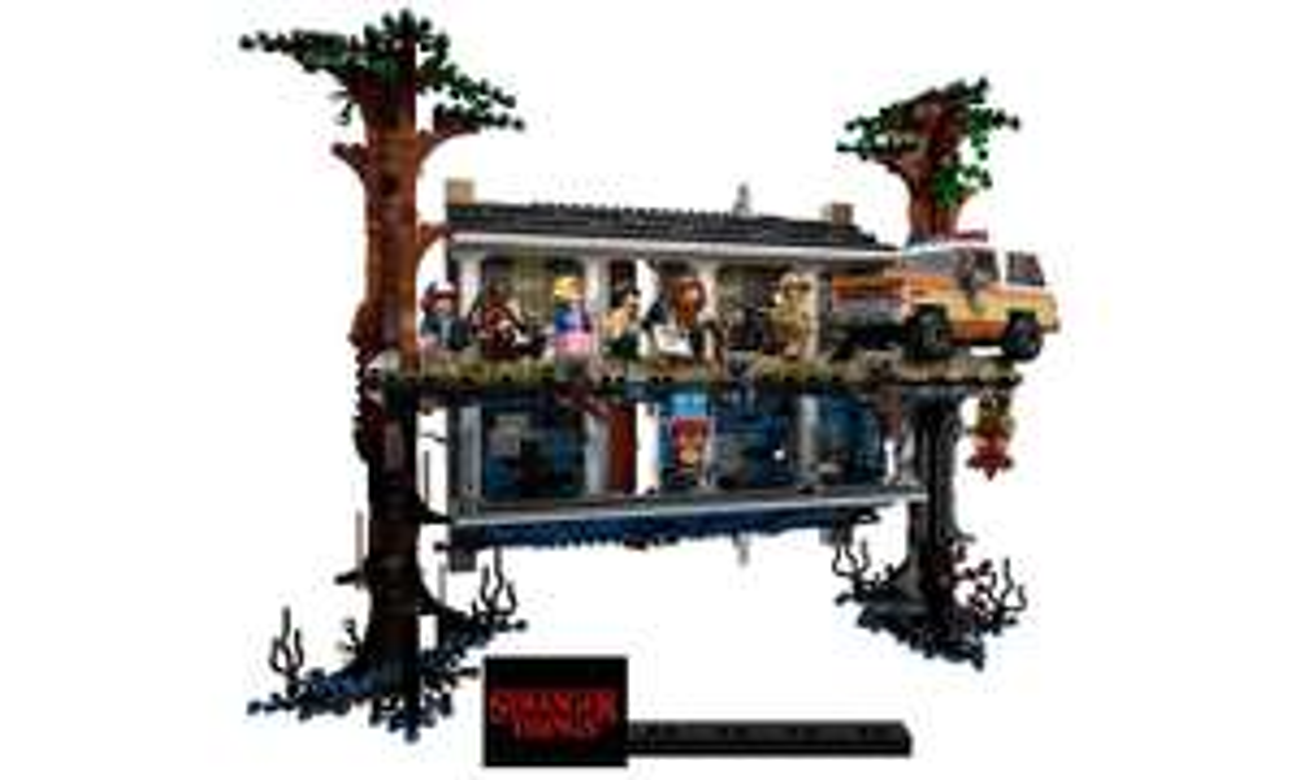 LEGO 75810 Stranger Things Druga Strona na al.to
