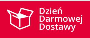 DZIEŃ DARMOWEJ DOSTAWY - darmowa dostawa w ponad 2200 sklepach, tylko  2 grudnia!