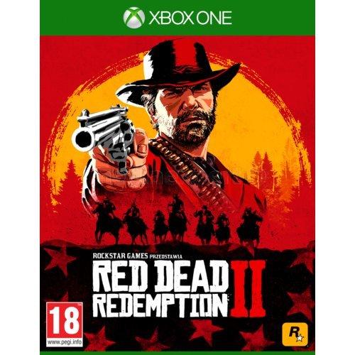 Red Dead Redemption 2 XBOX ONE (Kompatybilna z Xbox Series X) i Red Dead Redemption 2 Gra PS4 (Kompatybilna z PS5) za 125 zł