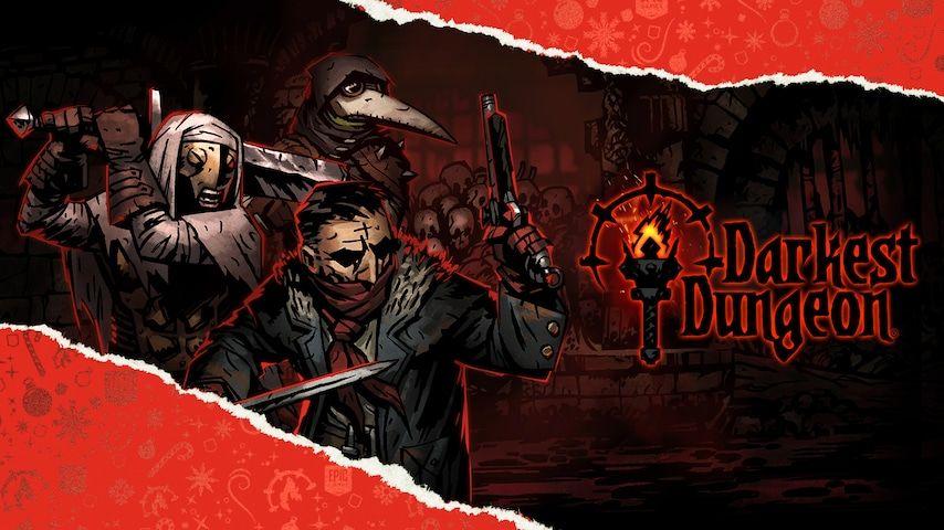 Darkest Dungeon za darmo w Epic Game Store 25 grudnia przez 24h