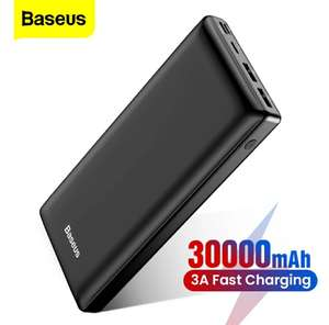 Baseus 30000mAh USB-C @Aliexpress