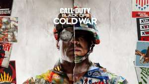 Call of Duty: Black Ops Cold War na PS4/PS5 za 40 złotych