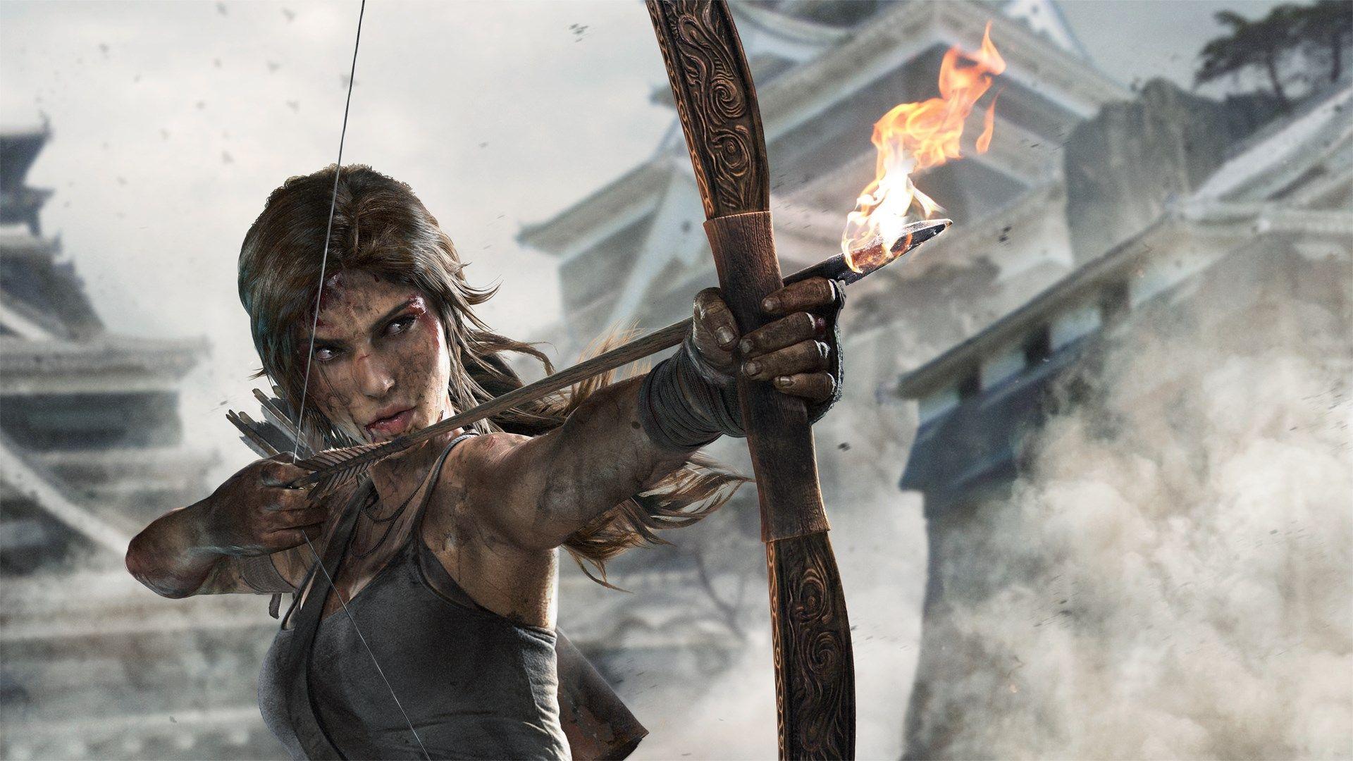 Gry z serii Tomb Raider od 11,99zł w Microsoft Store (Xbox)