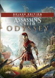 Assassin's Creed: Odyssey Edycja Deluxe