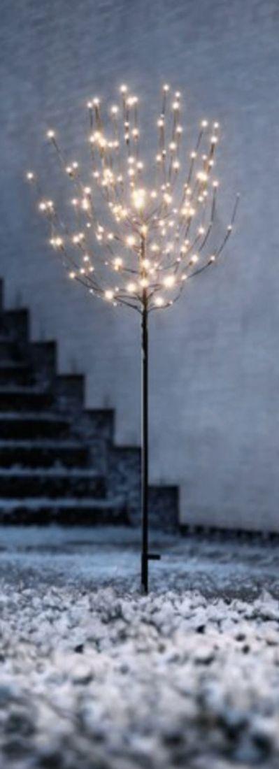 Drzewko podświetlane 150 cm 140 LED choinka