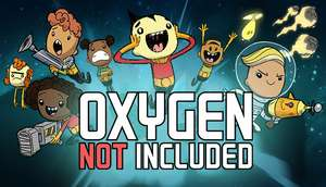 Gra Oxygen Not Included