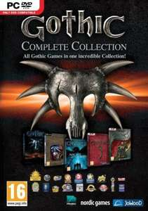 Gothic Complete Edition [PC, Steam] 80% taniej @ Gram