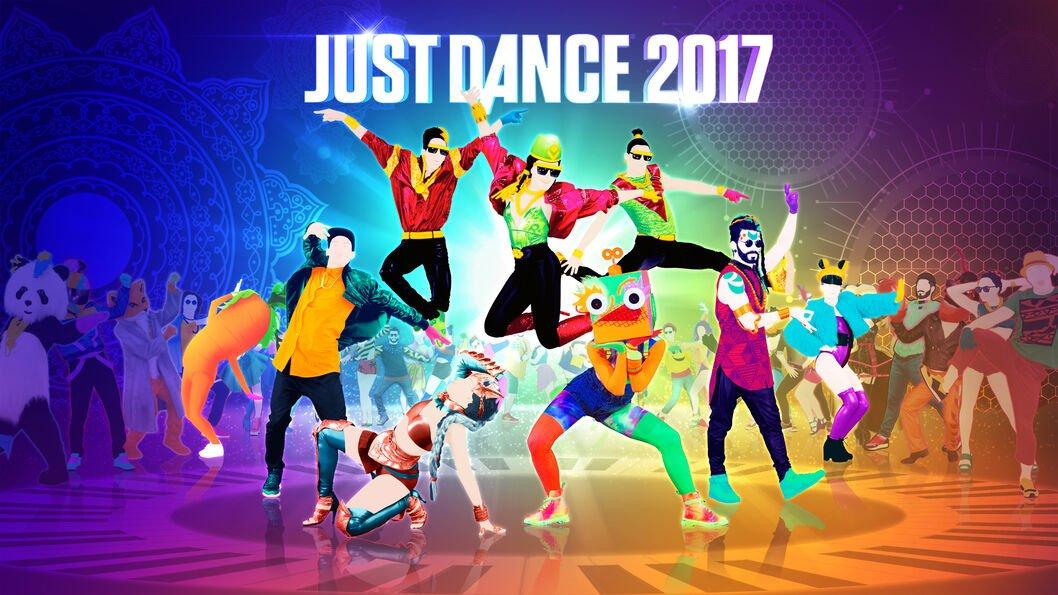 Just Dance 2017 na PC