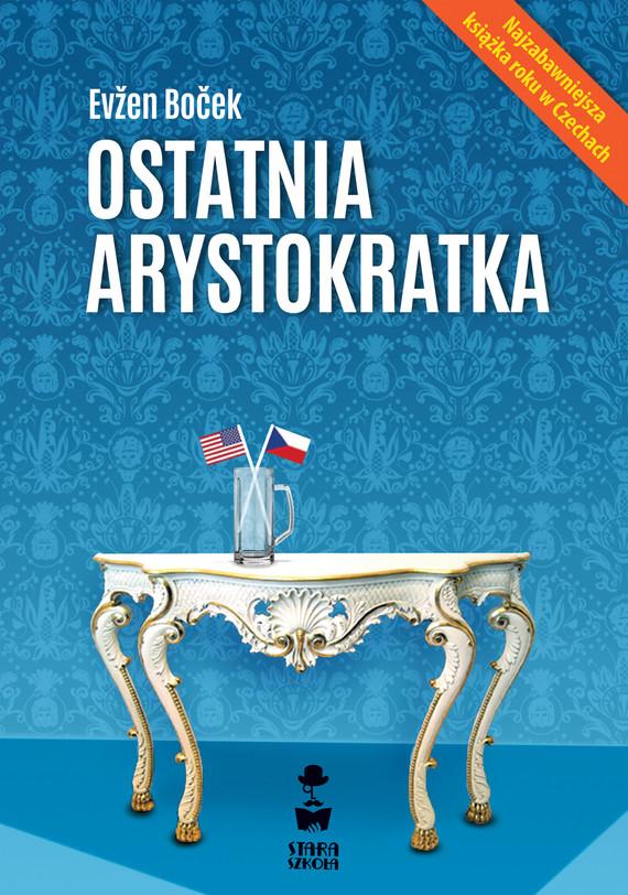 eBook seria Arystokratka - Evžen Boček