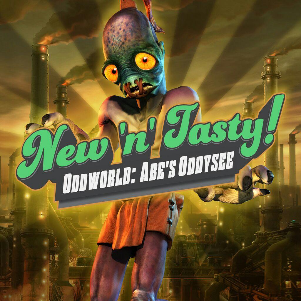 Oddworld: New 'n' Tasty za darmo na Epic Games Store od 18.12