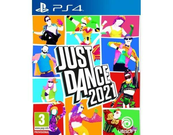 Zbiorcza: Just Dance 2021 0zł za dostawę na XONE XSX PS4 PS5 NINTENDO SWITCH