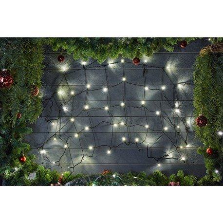 Elastyczna siatka świetlna LED