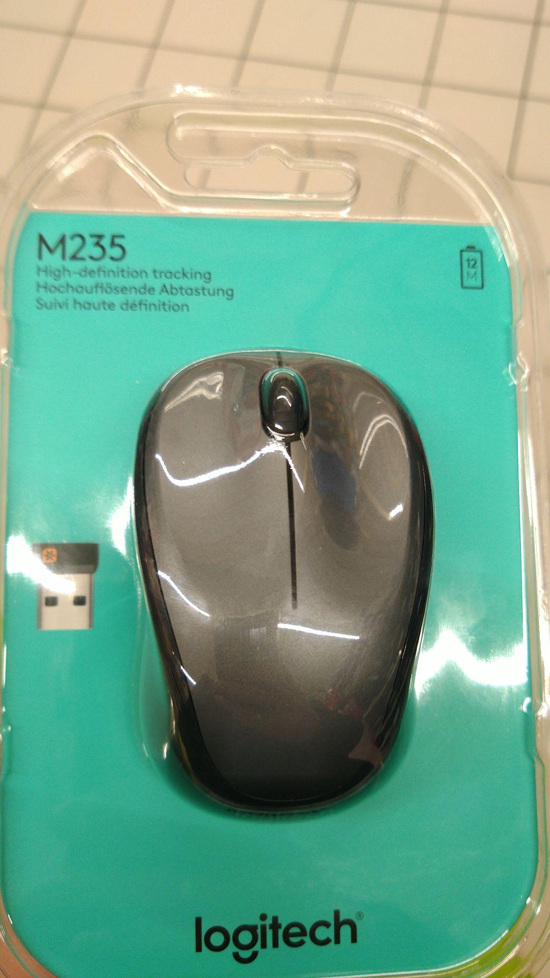 Mysz Logitech M235