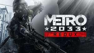 22.12 - Metro: 2033 Redux na Epic Games Store za darmo