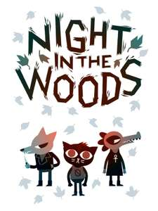27.12 - Night in the Woods na Epic Games Store za darmo