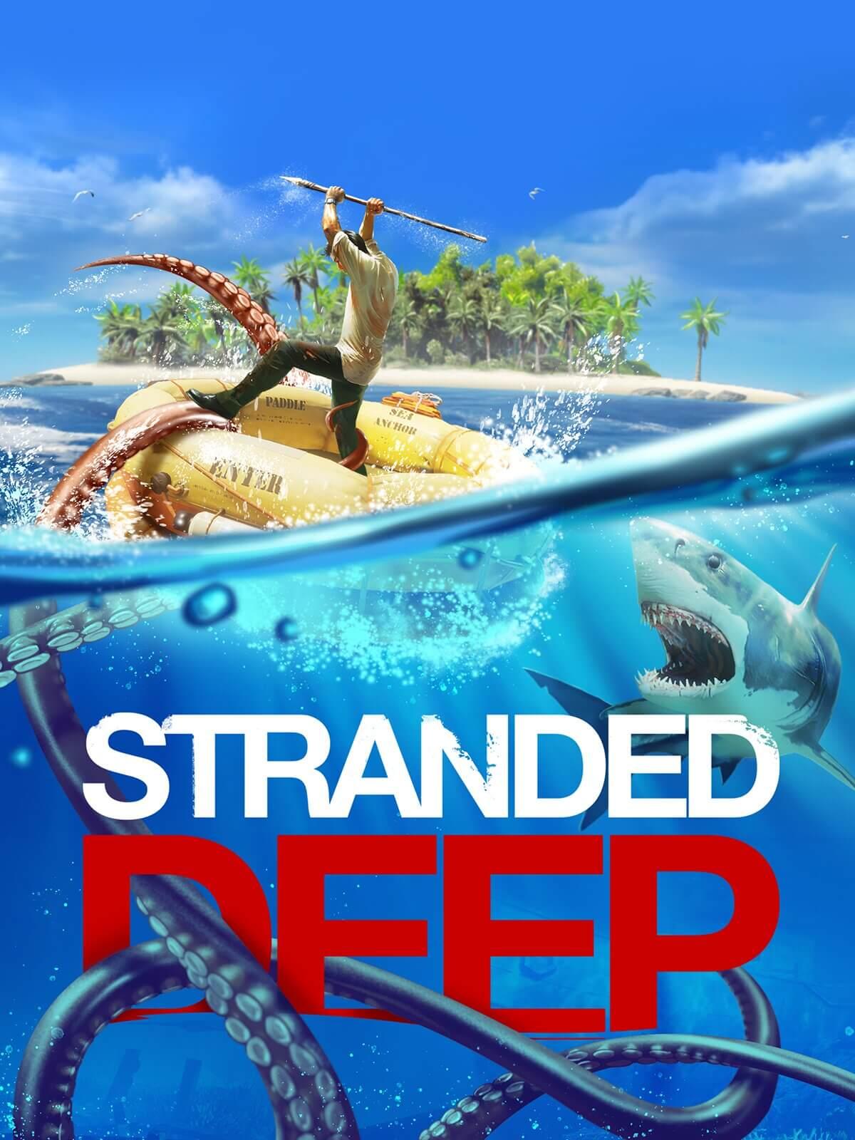 28.12 - Stranded Deep na Epic Games Store za darmo