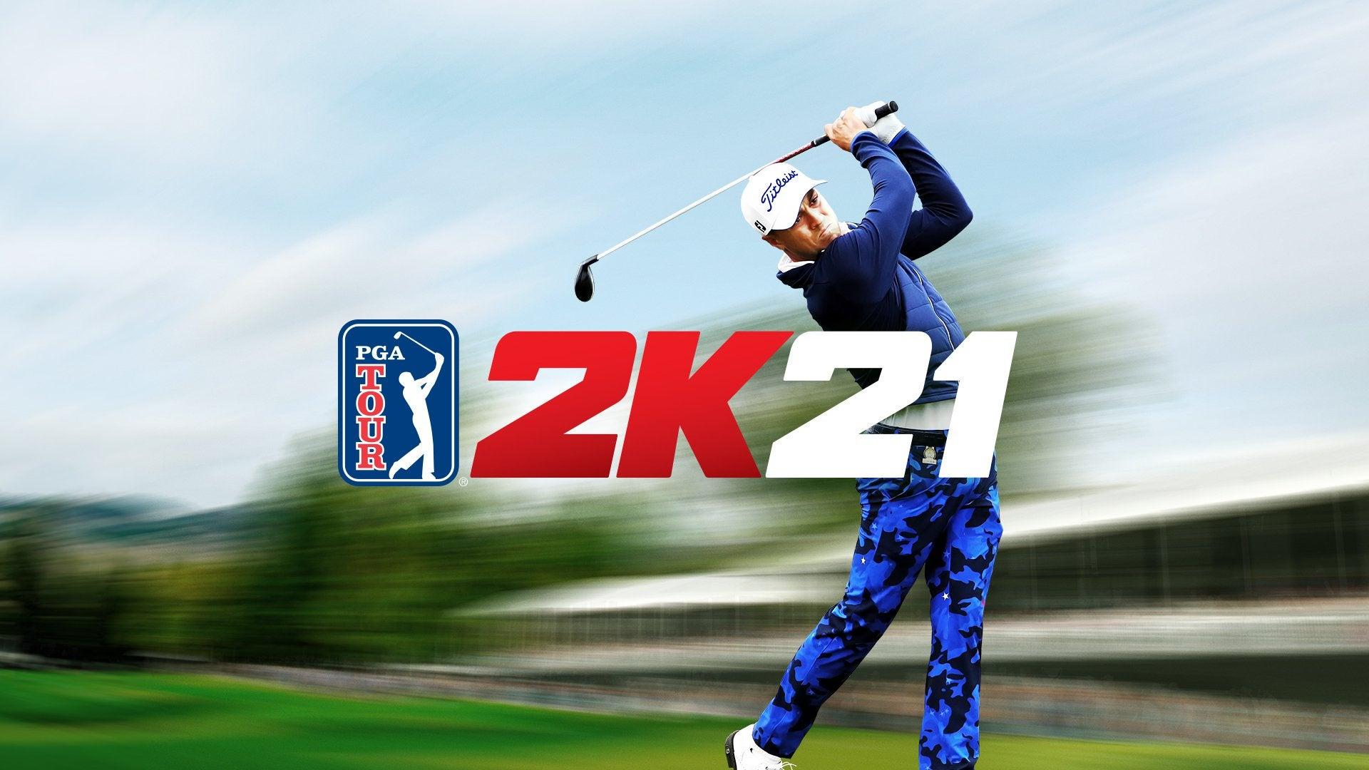 PGA TOUR 2K21 na Nintendo Switch