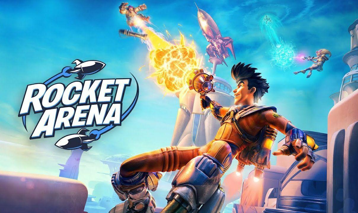 Rocket Arena Mythic Edition orgin