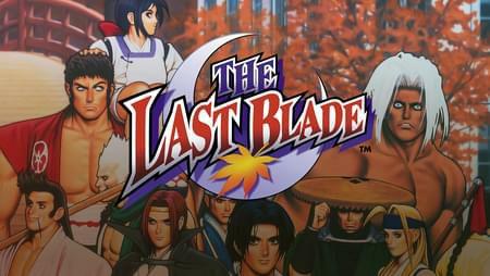 The Last Blade gog
