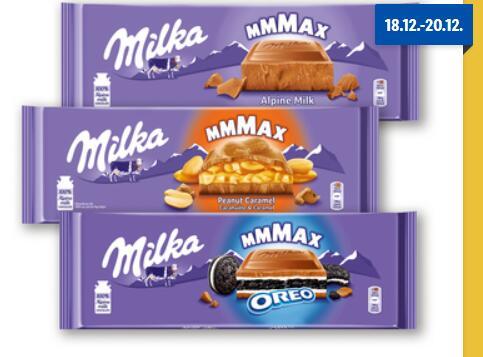 MILKA Czekolada Mmmax cena przy zakupie 3