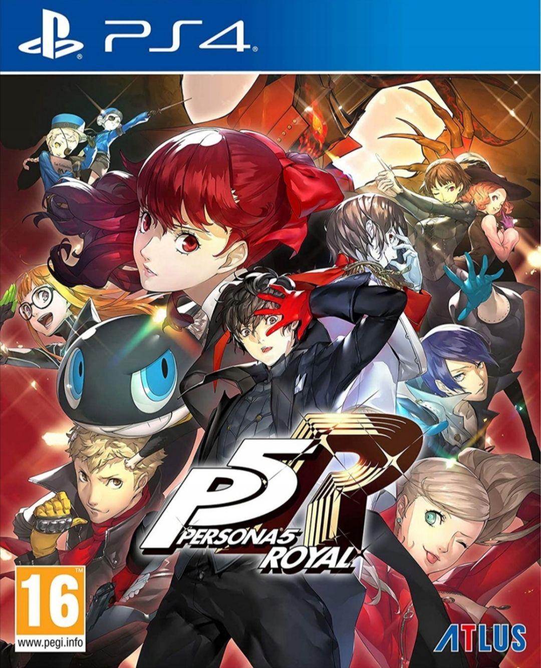 PERSONA 5 ROYAL EDITION PS4 PlayStation 4