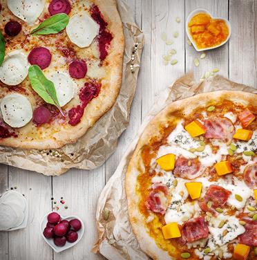 [BŁĄD] Małe pizze Prowansalska/Hell's Kitchen za darmo (bez limitu) do zamówienia za minimum 20zł @ Pizza Hut