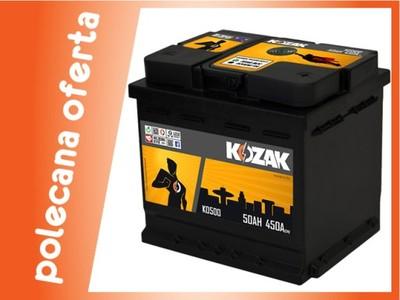 Tanie i dobre akumulatory polskiej firmy Kozak