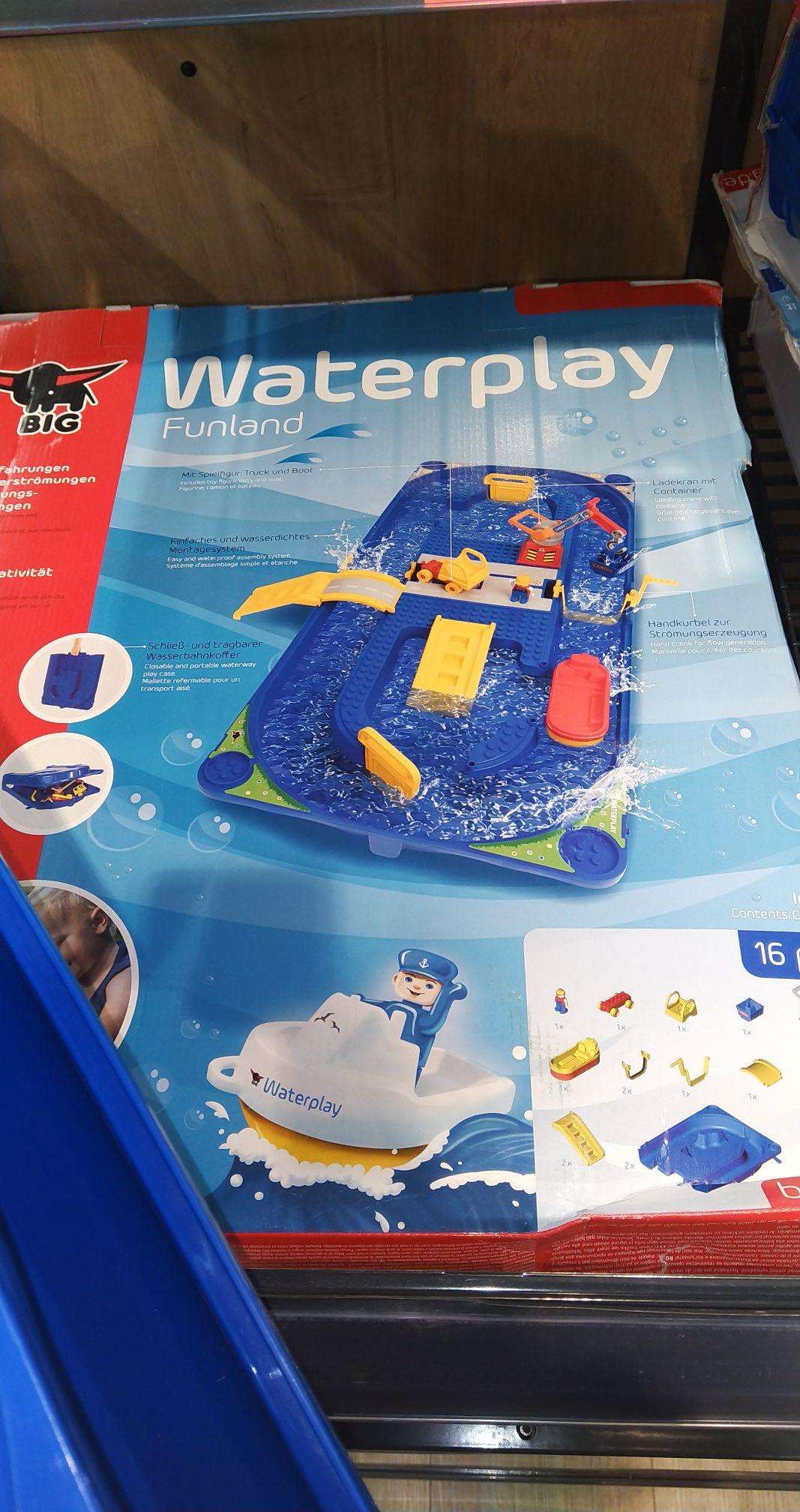 Kaufland Kraków Wielicka Big waterplay funland - kompatybilna z duplo